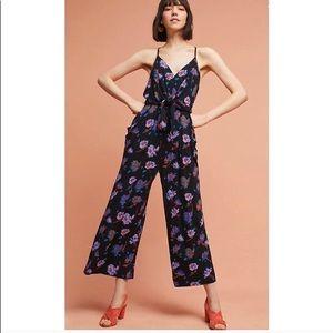 Willa Tie-waist Jumpsuit